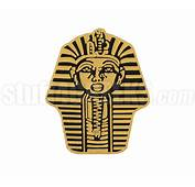 Alpha Phi 1 Image/Mascot Lapel Pin With Sphinx