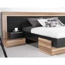tete de lit avec rangement integre chambre deco