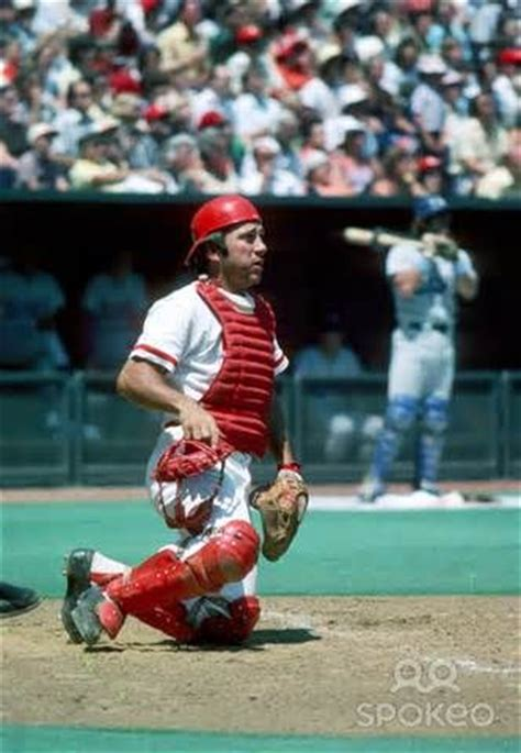johnny bench cincinnati reds johnny bench life without passion is fatal pinterest