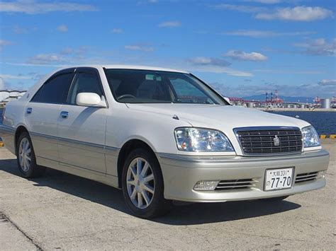 Toyota Crown Price In Japan 2003 Toyota Crown Jzs175 Royal Saloon For Sale Japanese