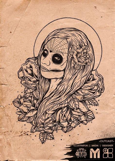 santa muerte tattoo meaning 53 best santa muerte images on santa muerte