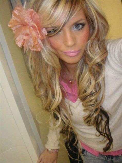 long haired crosdresser sissy 202 best images about pink sissies d on pinterest