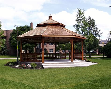 Gazebo On Patio Why Buy A Gazebo