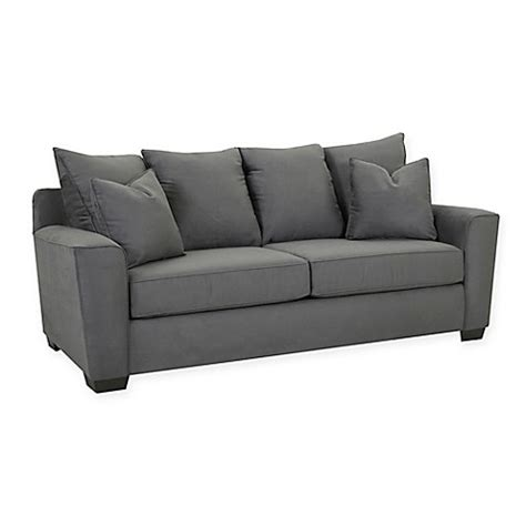Sofa Bed Poly klaussner 174 polyester sofa bed bath beyond