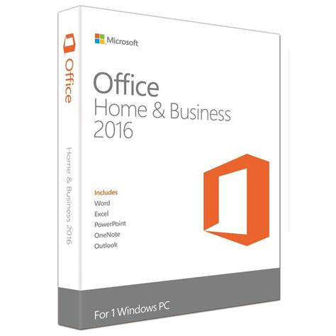 microsoft office home and business 2016 ebay