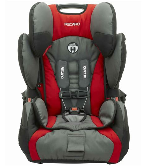 recaro performance booster car seat recaro performance sport combination harness to booster