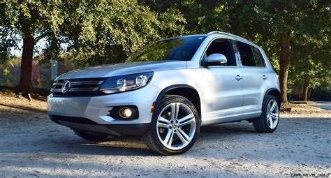volkswagen tiguan r line 2016 volkswagen tiguan r line 4motion road test review