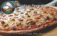 Broadway Gift Cards - broadway pizza the best pizza in your neighborhood