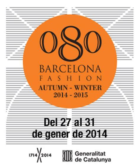 Calendario 080 Barcelona Fashion Calendario 080 Fashion Week Enero 2014 Run The Worldrun