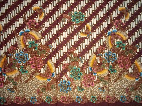 Batik Batik Dan Asalnya sejarah asal usul keberadaan batik batik foundation