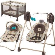 cosco purple swing baby gear bundles get everything for baby at one low