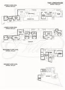 the longhouse a villa in jimbaran bali indonesia long house floor plans
