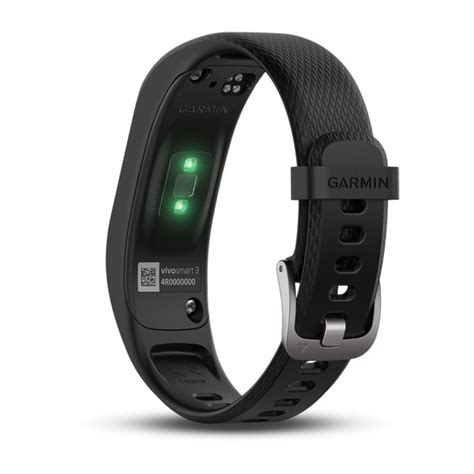 v 237 vosmart 3 activity tracking garmin