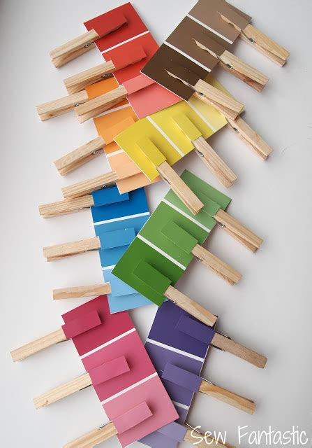 28 things to make with paint chips