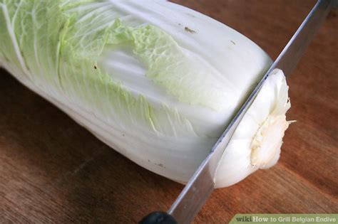 How To Grill Endive by How To Grill Belgian Endive 11 Steps With Pictures
