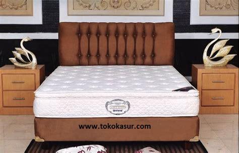 Musterring Stanford Single Pillow Top 160x200 Springbed Kasur uniland pocket plush top toko kasur bed murah simpati furniture