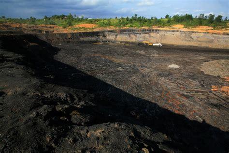 Dari Batu Menjadi Bara limbah tambang rusak lingkungan warga desak pemkot