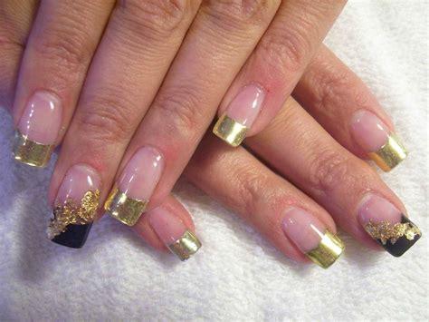 gold nail design nail designs gold nail art designs