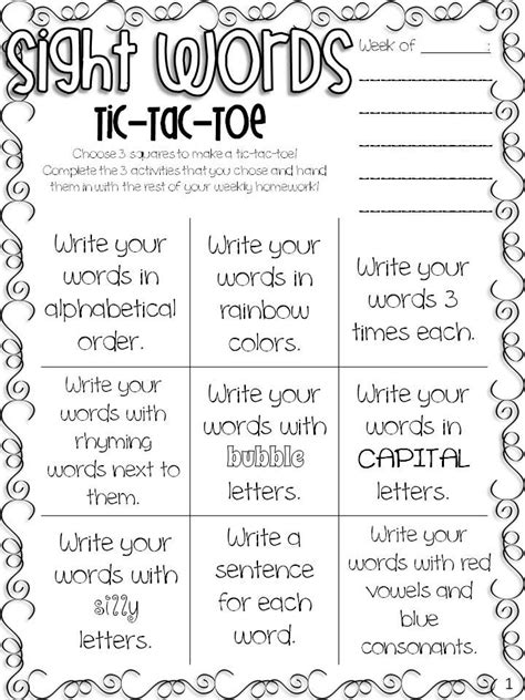 printable word games for 4th graders dolch sight words fourth grade flash cards 026442b 4th