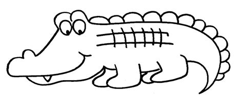 cartoon alligator coloring page cartoon alligator coloring pages murderthestout