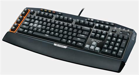 Keyboard Gaming Mechanical logitech g710 mechanical gaming keyboard review peripherals gamingshogun