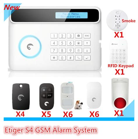 Gsm Home Office Scurity Smart Alarm System By Phone 2015 selling pstn and gsm alarm systems security home