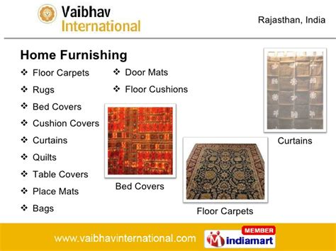 home furnishing items brucall