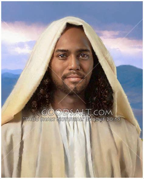 Etnic Black ethnic jesus