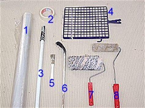 Stuck Werkzeug by W 228 Nde Und Decken Streichen Die Heimwerkerseite De