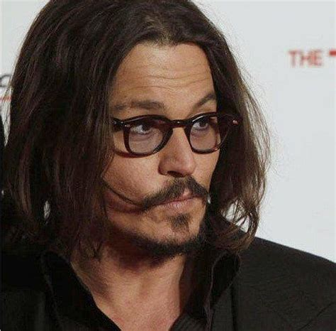johnny depp images johnny with long hair wallpaper and