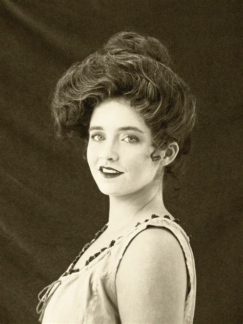 hair styles of the 1900 s maur gibson girl the ladies of 2 318