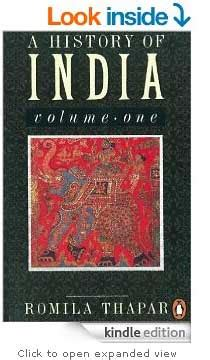 reference books for history upsc book a history of india by romila thapar ias upsc
