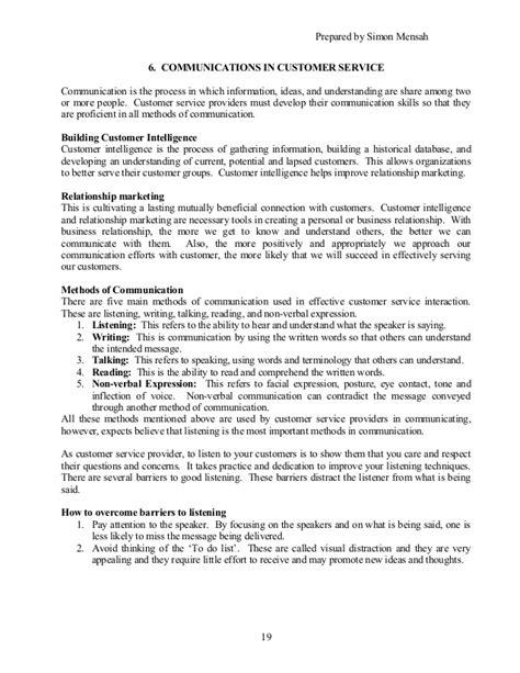 aoda policy template customer service
