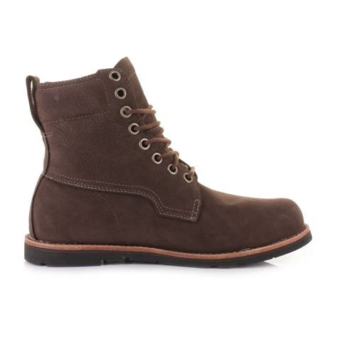 mens timberland earthkeepers rugged lt brown chukka
