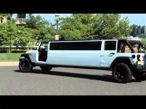 Limousine Jeep Renting A Limo For Your Wedding Learn More About The