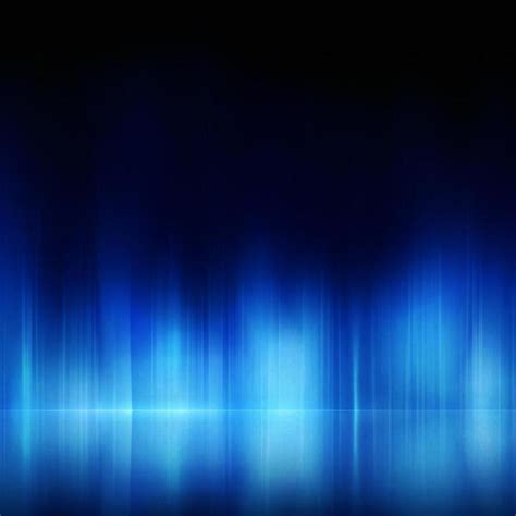 blue light reflection ipad wallpaper ipadflava com
