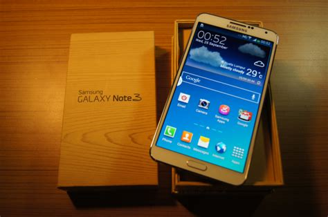 galaxy note 3 unboxing for unboxing samsung galaxy note 3 soyacincau