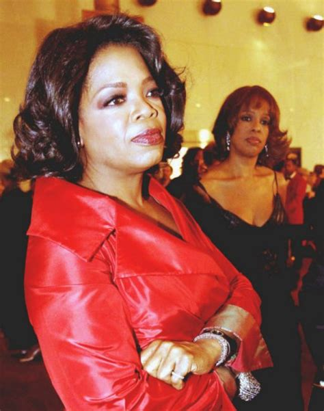 Gayle King Says Oprah Never Uses The N Word by Oprah Says She S Not The