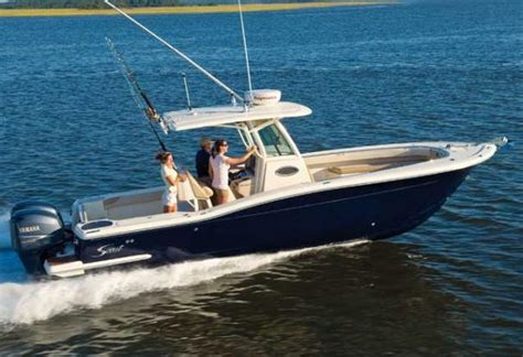 used scout boats for sale in nc 84 900 2009 scout boats 282 sportfish power boat 28 feet