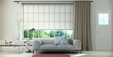 cortinas grandes estores para sal 243 n m 225 s de 30 ideas para controlar la luz