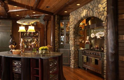 Kitchen rustic kitchen minneapolis by gabberts design studio