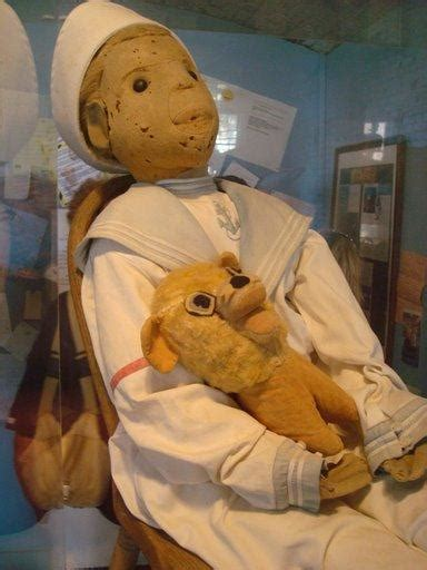 haunted doll robert circus of the robert the doll