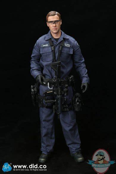 Stun Gun Ab 3000 Stun Gun 511 1 6 scale lapd swat assaulter driver 12 inch figure by did