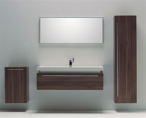 wall hung mounted vanity unit led mirror cabinets white
