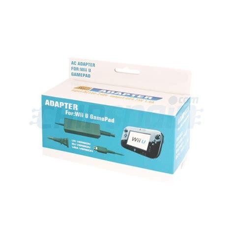 Adaptor Nintendo Wii by Ac Adapter Gamepad Wii U Chipspain
