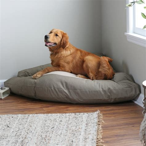 dog bed sale hot sale hidden valley corner bolster dog bed extra large