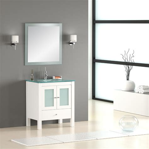 Bathroom Houzz Bathroom Lighting 30 30 Quot Contemporary Bathroom Vanity Modern Bathroom