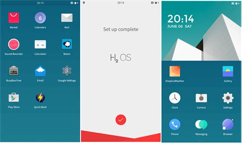 Android Without Launcher by Hydrogen Os Launcher Apk For Android Without Root