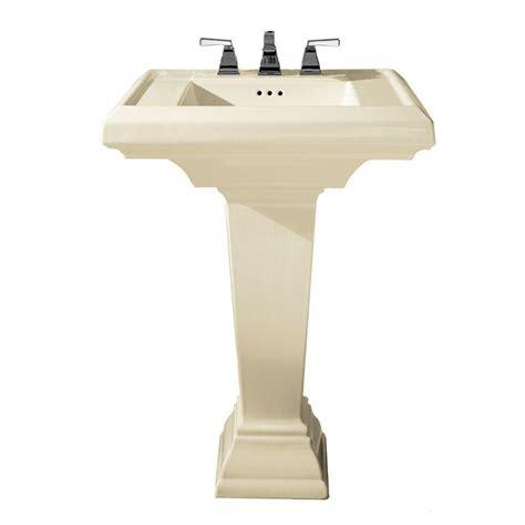American Standard Town Square Pedestal Sink american standard town square pedestal combo bathroom sink