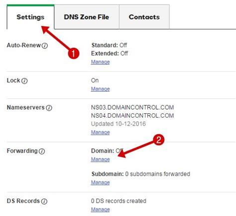 domain ko  domain  url par  kaise kare